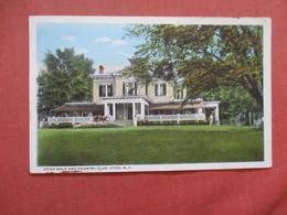 Utica  Golf & Country Club    New York > Utica  Ref 4031 - Utica