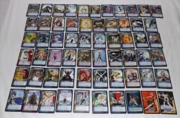 C13 SHAMAN KING LOTTO 61 CARDS SHONEN JUMP'S MANGA ANIME - Trading Cards