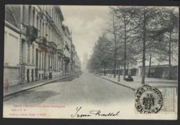 GENT * GAND * BOULEVARD DU JARDIN ZOOLOGIQUE * F. ROOSEVELTLAAN * A SUGG SERIE 1 N° 91 * 1902 - Gent