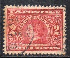 T2137 - STATI UNITI 1909, Yvert N. 180  Usato (M2200) - Used Stamps