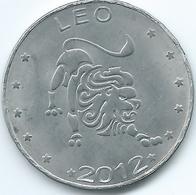 Somaliland - 2012 - 10 Shillings - Leo - Empty Leaves - Somalia