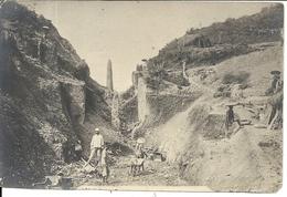 TONKIN . LAO KOYE . CONSTRUCTION DE LA LIGNE DE CHEMIN DE FER . 1900 - Places