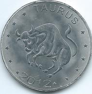 Somaliland - 2012 - 10 Shillings - Taurus - Empty Leaves - Somalia