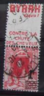 Algérie N° 158A Oblitéré. 1F/90c. Carnet. Bande Publicitaire Publicité. Double Pub. - Algeria (1924-1962)