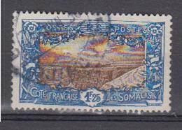 COTE DES SOMALIS   1925                 N °  134A                      COTE   10 € 00        ( 1698 ) - French Somali Coast (1894-1967)