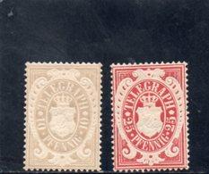 BAVIERE 1876 * - Bayern (Baviera)