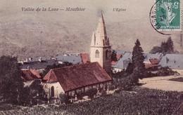 MOUTHIERS (Doubs) - 5 CPA , Circulées, TB état.5 Scan. - Altri Comuni