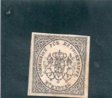 BAVIERE 1865 * ROUILLE - Bayern (Baviera)