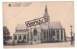 Vilvoorde (Hoofdkerk) Uitg. Hermans N° 9 - Vilvoorde