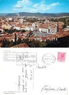 Gorizia. Panorama Dal Castello Verso Piazza Della Vittoria. Viaggiata 1974 - Gorizia