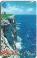 Cayman Isl. - Bluff, 163CCID, 1997, 39.000ex, Used - Cayman Islands