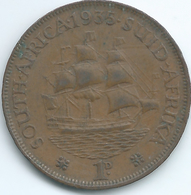 South Africa - George V - 1 Penny - 1935 - KM14.3 - Zuid-Afrika
