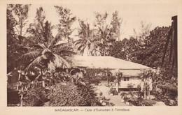 TAMATAVE - Case D'Européen - Madagascar
