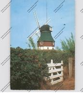 2278 NEBEL - SÜDDORF / Amrum, Windmühle - Nordfriesland
