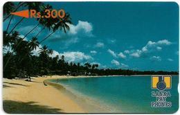 Sri Lanka - Lanka Pay Phones (GPT) - Beach - 5SRLB - (Letter C), Used - Sri Lanka (Ceilán)