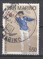 San Marino Mi 1348 E.K. Sport Gestempeld Fine Used - Saint-Marin