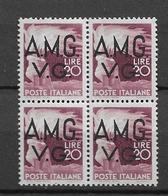 1945 MNH Triest - Venezia Guilia Mi 18 - 7. Triest