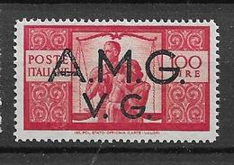 1945 MNH Triest - Venezia Guilia Mi 21 - 7. Triest