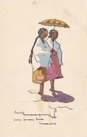 MADAGASCAR - RAZANA MANIRAKA - Jeunes Femmes Hova - Madagascar
