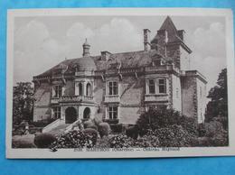 16 : MARTHON : Le CHATEAU RAYNAUD , CPA , En Bon état - France