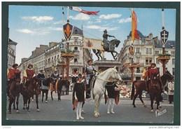 ORLEANS COMMEMORATION DE LA FÊTE DE JEANNE D'ARC - CHEVAL HORSE - FRANCE - Orleans