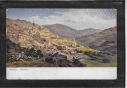 AK 0477  Perlberg , F. - Nazareth ( Palästina ) / Künstlerkarte Um 1910-20 - Perlberg, F.