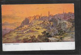 AK 0477  Perlberg , F. - Bethlehem ( Palästina ) / Künstlerkarte Um 1910-20 - Perlberg, F.