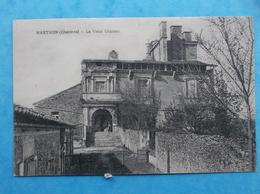 16 : MARTHON : Le VIEUX  CHATEAU  , CPA , En Bon état - France