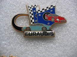 Pin's FERRARI, Eurodis - Ferrari