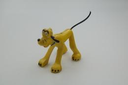 Vintage FIGURE : HEIMO Pluto - 1960-70's - RaRe  - Figuur - Walt Disney Productions - PVC - Figurines