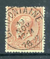 Cirkelstempel CERFONTAINE;  LUXE!! - Postmark Collection