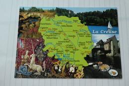 LA CREUSE DEPARTEMENT  EDITIONS DEBAISSIEUX - France