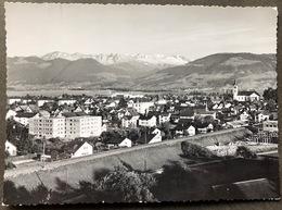 Jona Bei Rapperswil Dorfansicht/ Fotokarte Rud. - SG St. Gall