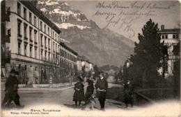 Glarus - Bergstrasse * 9. 9. 1905 - GL Glarus