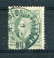 Cirkelstempel AMBT BRUXELLES-ARLON - Postmark Collection