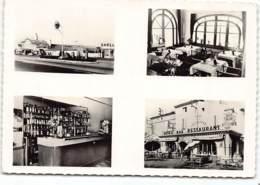 La Croisiere. Relais Routier.  Station Essence Shell.  Restaurant  Bar -  Proche Bollene - France