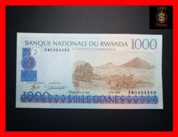RWANDA 1.000 1000 Francs 1.12.1998  P. 27 B  UNC - Rwanda