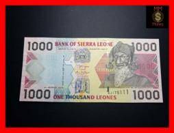 SIERRA LEONE 1.000 1000 Leones 4.8.2006 P. 24 C  UNC - Sierra Leone