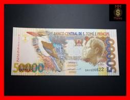 ST. TOME' E PRINCIPE 50.000 50000 Dobras 22.10.1996  P. 68 B  UNC - Sao Tome En Principe