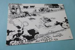 FRAUDEURS ET DOUANIERS ..WERVICQ 1935 ...DESSIN ROLAND CUVELIER ....33E RENCONTRE DE COLLECTIONNEURS LILLE 2011 - Illustrators & Photographers