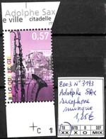 [842501]TB//**/Mnh-Belgique 2003 - N° 3193, Adolphe SAX, Saxophone, Instruments De Musique - België