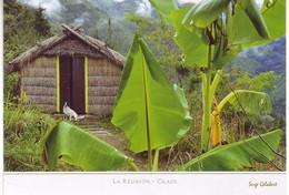 Ile De La Reunion. Ed Serge Gelabert 2014 . 219 Cilaos. Paillotte - Non Classés