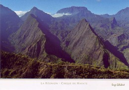 Ile De La Reunion. Ed Serge Gelabert 2014 . 277 Mafate Sentier Cap Noir - Non Classés