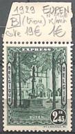 [846475]B//*/Mh-c:19e-Belgique 1929 - N° 292E, (trou), EUPEN - Unused Stamps