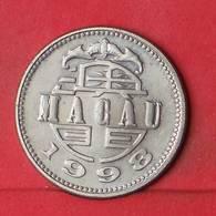 MACAU 1 PATACA 1998 -    KM# 57 - (Nº35161) - Macao