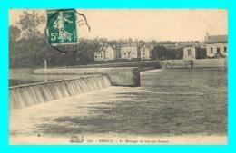 A836 / 137 77 - HERICY Barrage Et Vue Sur Samois - France