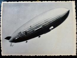 GERMAN Photo WW2 WWII ARCHIVE : ZEPPELIN * LZ 129 Hindenburg * à Friedrichshafen _ ALLEMAGNE - Aviation