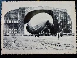 GERMAN Photo WW2 WWII ARCHIVE : ZEPPELIN * LZ 127 GRAF Zeppelin * _ ALLEMAGNE - Luftfahrt