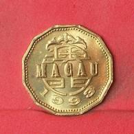 MACAU 20 AVOS 1993 -    KM# 71 - (Nº35201) - Macao