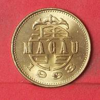 MACAU 50 AVOS 1993 -    KM# 72 - (Nº35202) - Macao